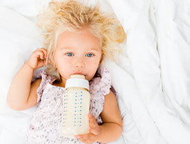 Baby Bottle Tooth Decay - Pediatric Dentist in Las Vegas, NV